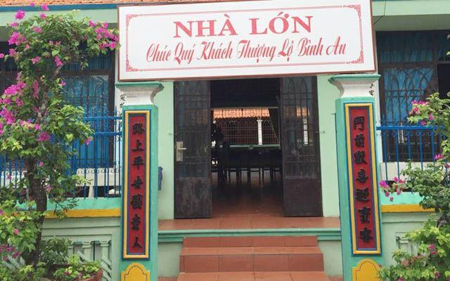 Nhà Thờ Long Sơn - 20 Tháng 4 ở Vũng Tàu