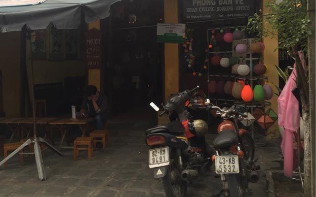 Phượt Cafe - Nguyễn Huệ ở Quảng Nam