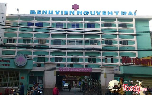 Bệnh Viện Nguyễn Trãi - 314 Nguyễn Trãi ở TP. HCM