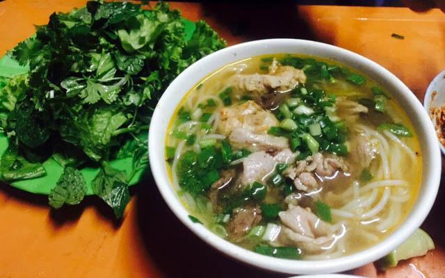 Bún Bò Bà Nga - Xuân 68 ở Huế