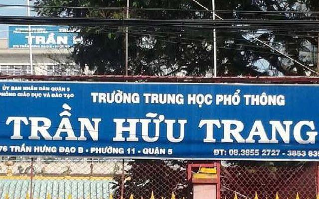 Trường THPT Trần Hữu Trang