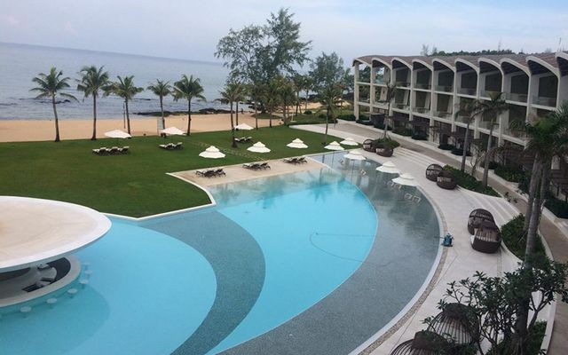 The Shells Resort & Spa ở Phú Quốc