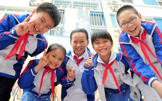 Trường Tiểu Học Trần Văn Ơn - Lạc Long Quân