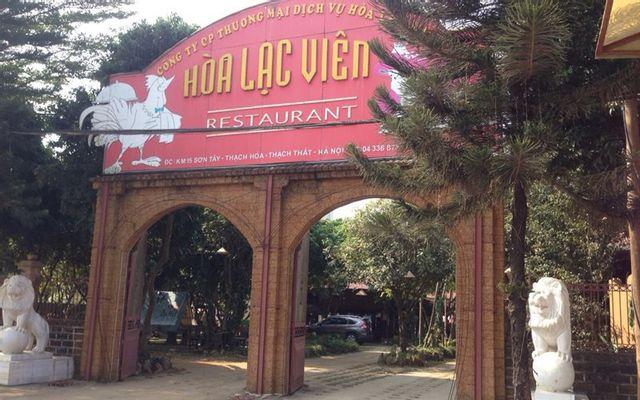 Hòa Lạc Viên - Thạch Thất ở Hà Nội