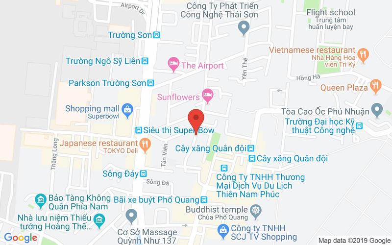 Bản đồ - Mộc - Riêu & Nướng - Lam Sơn