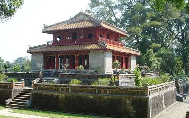 Lăng Thiệu Trị - Hương Thủy ở Huế