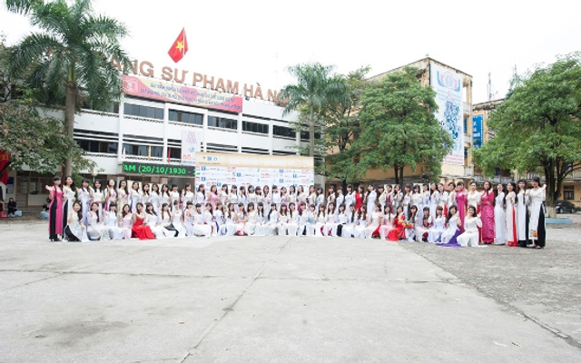 Cao Đẳng Sư Phạm Hà Nội ở Hà Nội