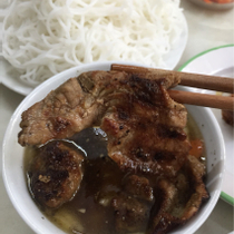 Bún Chả Hà Nội - Hẻm Cao Thắng