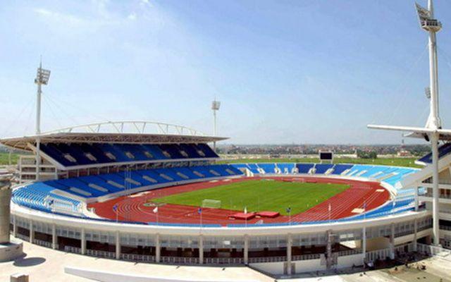 Sân Vận Động Mỹ Đình ở Hà Nội