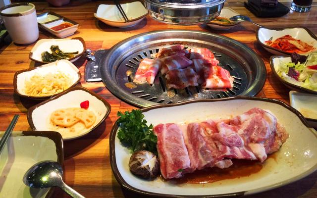 GoGi House - Nướng Hàn Quốc - Bùi Thị Xuân ở Hà Nội