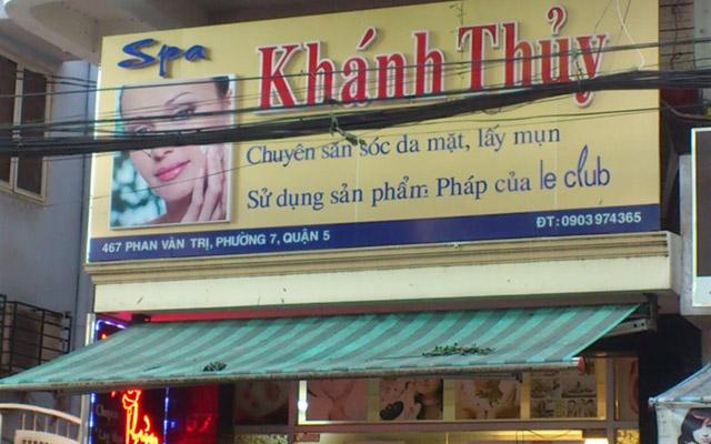 Khánh Thủy Spa - Phan Văn Trị ở TP. HCM