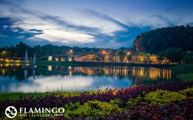 Bamboo Wings - Flamingo Đại Lải Resort ở Vĩnh Phúc