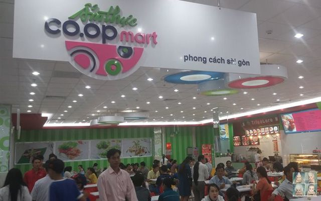 Food Court - Coopmart Cao Lãnh ở Đồng Tháp