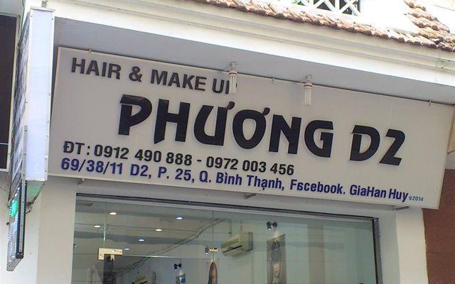 Phương D2 Hair & Make Up - Đường D2