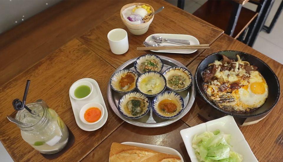 CoCo Kem - Kem Xôi Dừa & Hàu Phô Mai