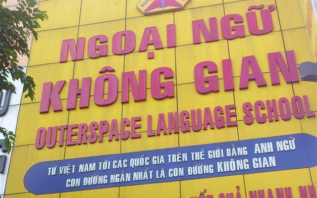 Trường Ngoại Ngữ Không Gian - Điện Biên Phủ ở TP. HCM
