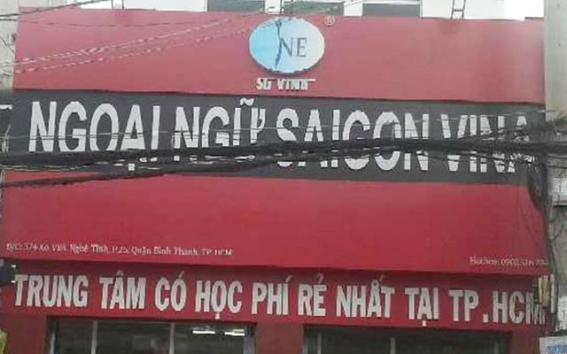 Trường Ngoại Ngữ SaiGon Vina - 347 Xô Viết Nghệ Tĩnh ở TP. HCM
