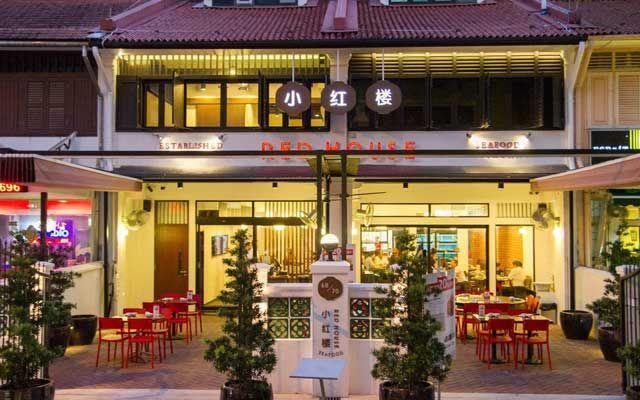 Red House Restaurant - Prinsep St ở Singapore
