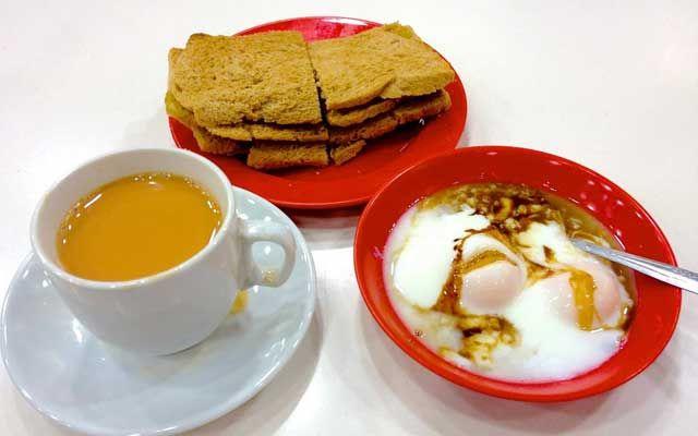 Ya Kun Kaya Toast - Bugis Junction ở Singapore