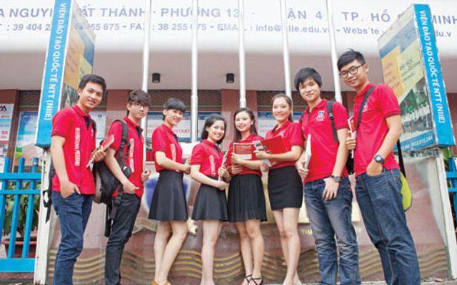 Đại Học Nguyễn Tất Thành ở TP. HCM