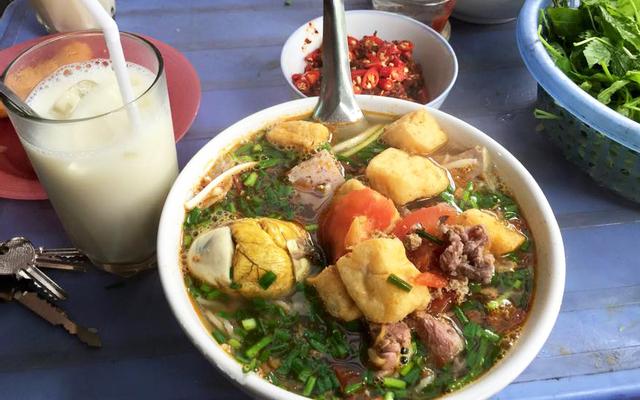 Bún Riêu - Hàng Lược ở Hà Nội