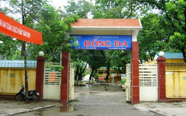 28 Lương Định Của Quận Đống Đa Hà Nội