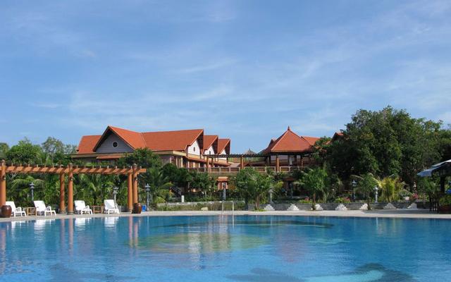 Saigon Ho Coc Beach Resort & Hotel - QL 55 ở Vũng Tàu
