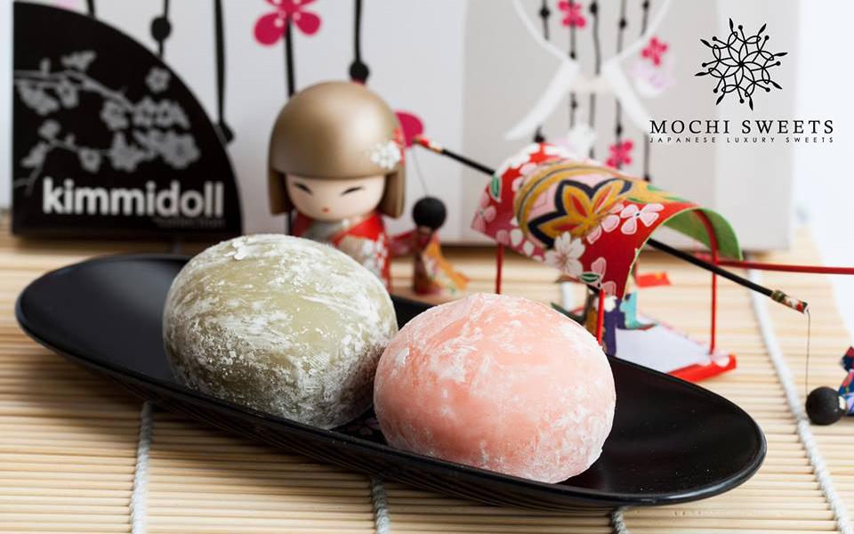 Mochi Sweets - Lotte Mart Cộng Hòa