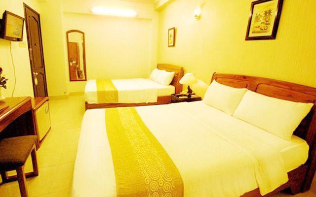 Phương Anh Hotel - Bùi Văn Ba ở TP. HCM