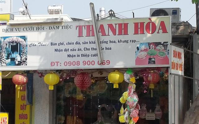Dịch Vụ Cưới Hỏi - Đám Tiệc Thanh Hòa - Lê Văn Thịnh