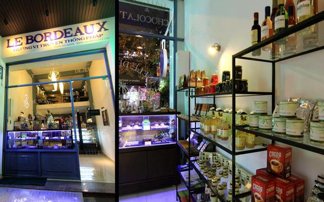 Le Bordeaux - Bakery & Coffee Shop