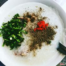 Cháo Sườn - Trần Khắc Chân