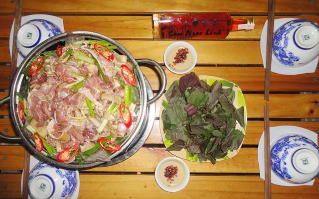 Quán Ăn Bean - Chuyên Bò Tơ, Dê Núi