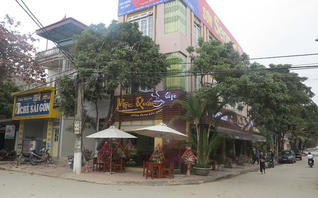 Mộc Quán Cafe - Điện Biên Phủ ở Điện Biên