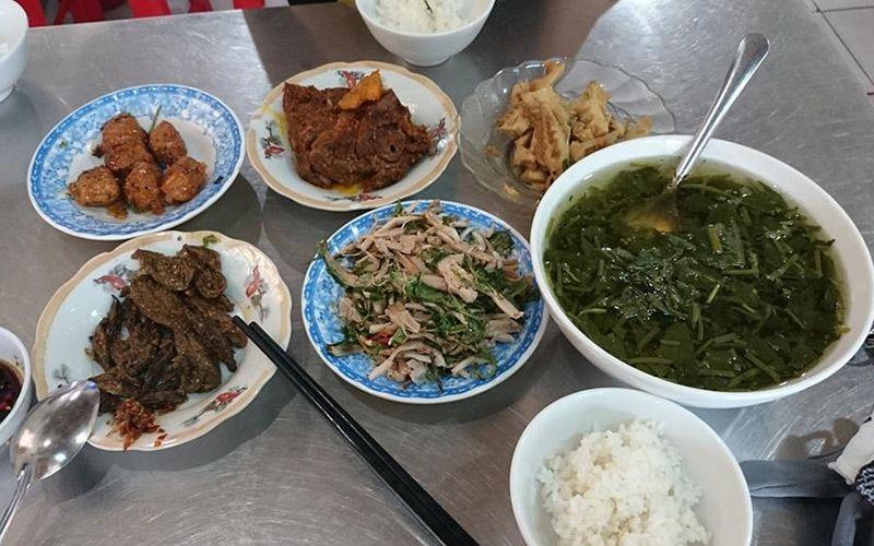 Cơm Chay Bồ Đề