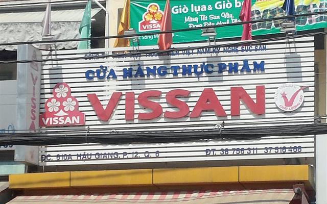 Cửa Hàng Thực Phẩm Vissan - 810A Hậu Giang ở TP. HCM