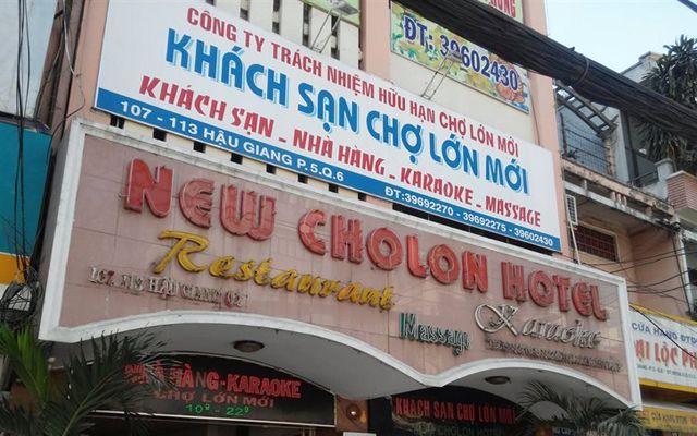 Chợ Lớn Mới Hotel - 107 Hậu Giang ở TP. HCM