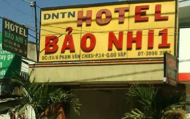 Khách Sạn Bảo Nhi 1 - Phạm Văn Chiêu ở TP. HCM