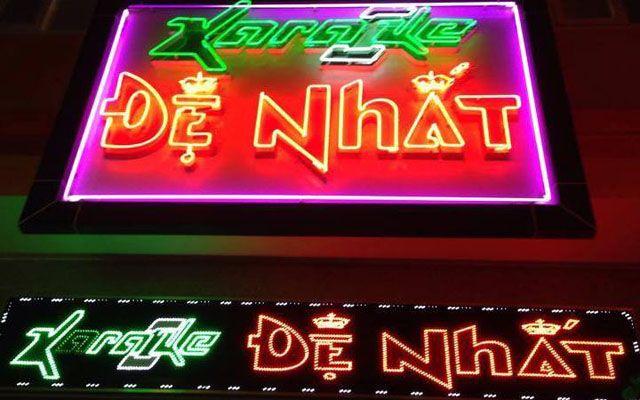 Karaoke Đệ Nhất - Lê Hồng Phong ở Huế