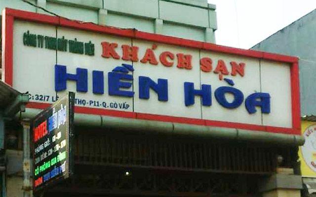Khách Sạn Hiền Hòa - 139 Đường Số 11 ở TP. HCM