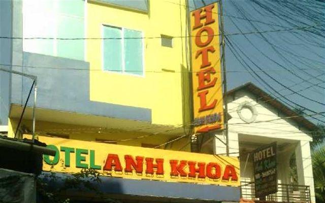 Anh Khoa Hotel - Đường Số 14 ở TP. HCM