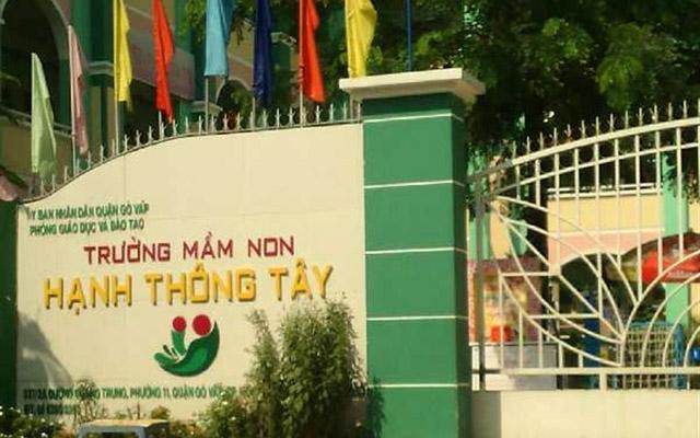 Mầm Non Hạnh Thông Tây - Quang Trung ở TP. HCM