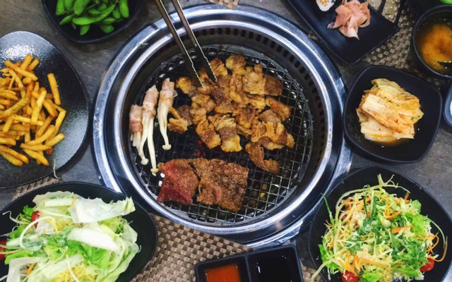 Sashimi BBQ Garden - Nguyễn Thị Thập