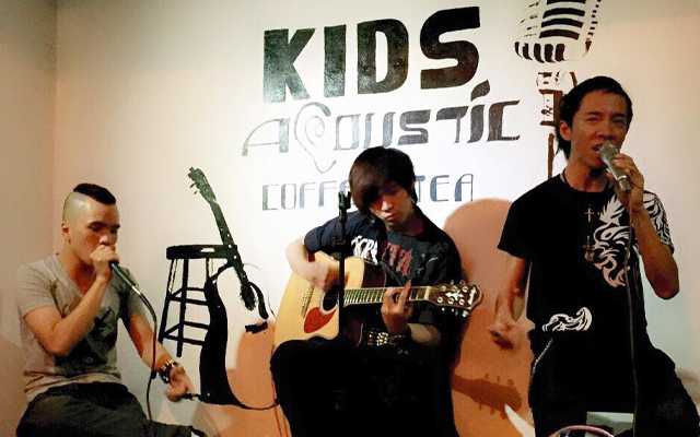Kids Acoustic Coffee & Tea - Phan Văn Trị