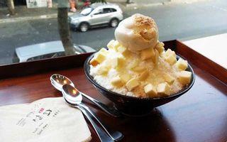 Seol Hwa - Bingsu Sữa Bào Tuyết Hoa