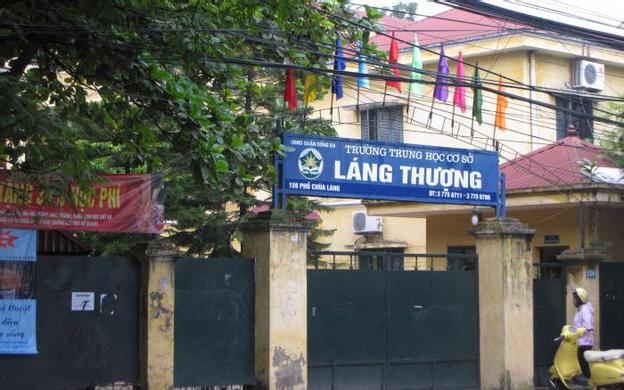 159 Chùa  Láng Quận Đống Đa Hà Nội