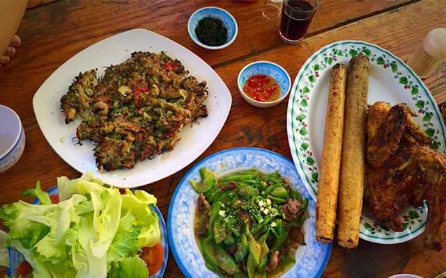 Cơm Lam Tam Nguyên ở Lâm Đồng