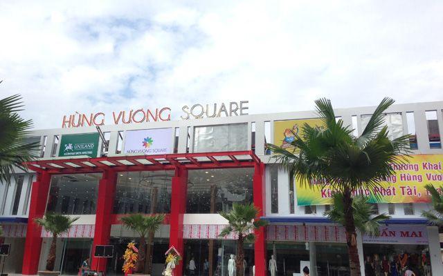 Hùng Vương Square Shopping Center ở TP. HCM