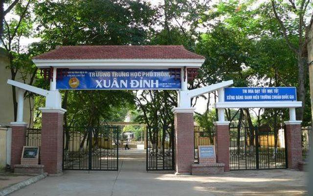 Trường THPT Xuân Đỉnh - Xuân Đỉnh ở Hà Nội