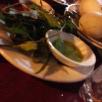 Trứng Vịt Lộn - Yersin